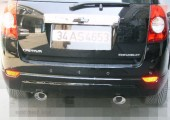 Chevrolet Efective Exhaust