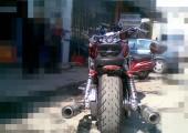 Motor Efective Exhaust
