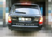 Land Rover Efective Exhaust
