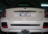 GT Efective Exhaust