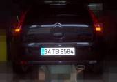 Citroen Efective Exhaust