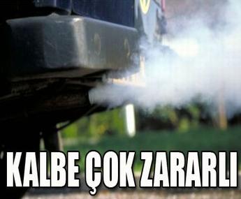 Spor Diye Egzoz Gazı Solumayın!!!